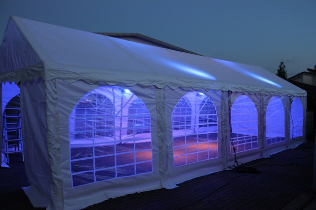 Beleuchtung Für Zelte   Dekoration Beleuchtung Ihr Veranstaltungsservice Ferari Aus